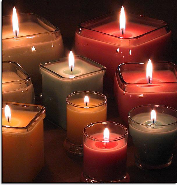 Фитиль для свечи в домашних условиях