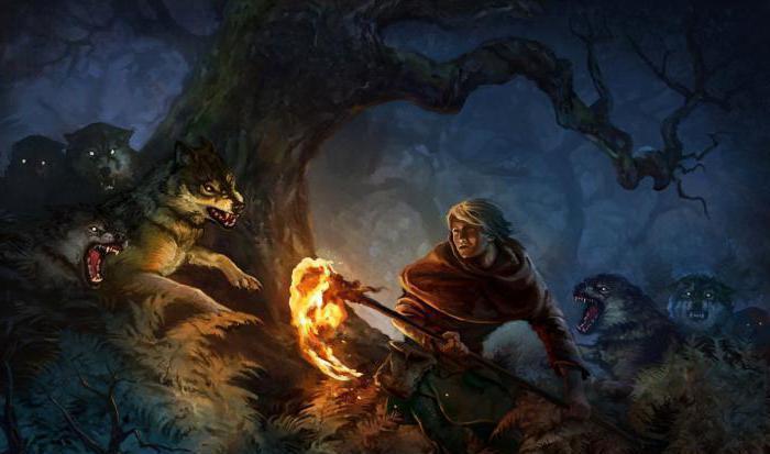 Сонник волки к чему снится волки во сне