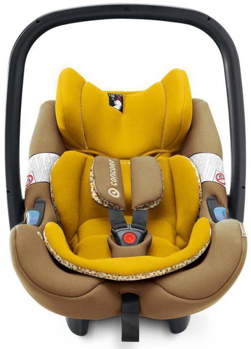 car seat concord ultimax