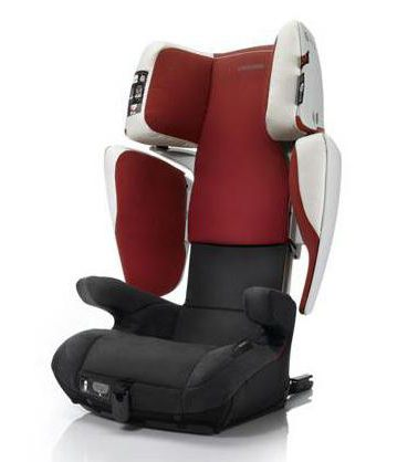 car seat concord x bag