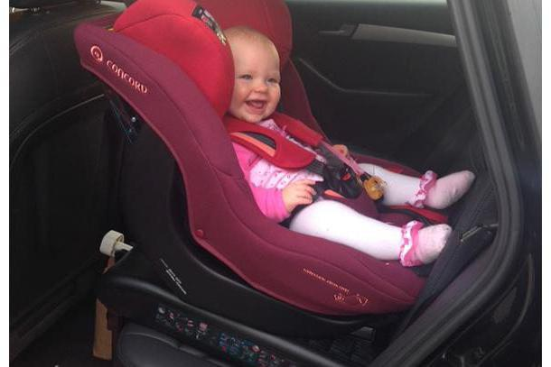 car seats concord