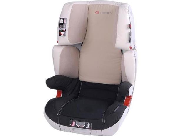 car seat bertoni concord