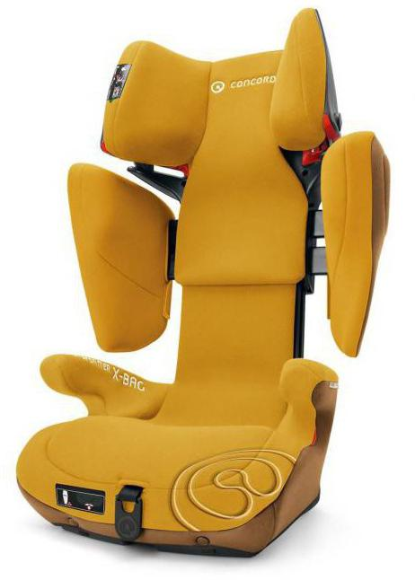 car seat concord reviews