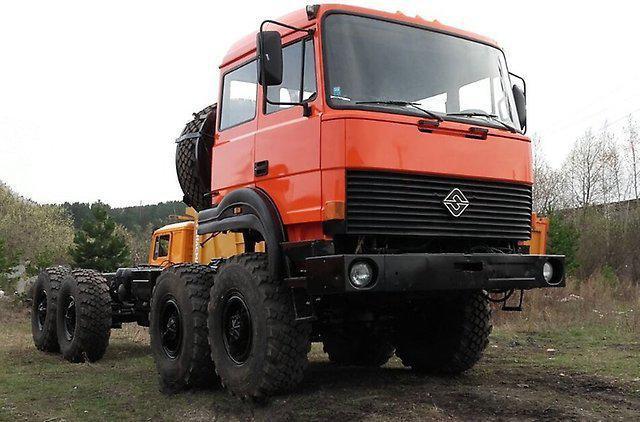 off-road truck