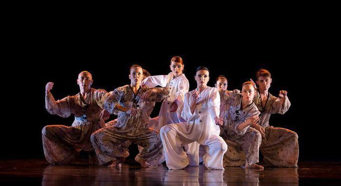 Thick Eugenia Panfilov Perm Ballet composition