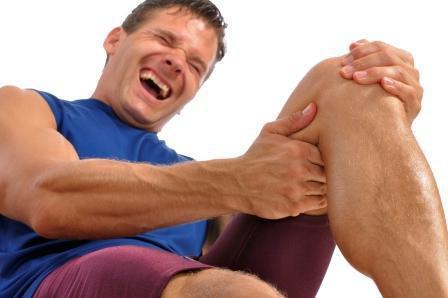 судороги в икрах ног