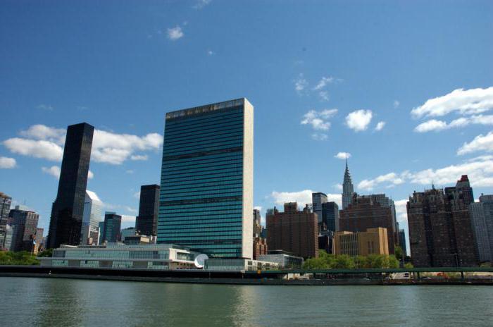 where is the UN headquarters