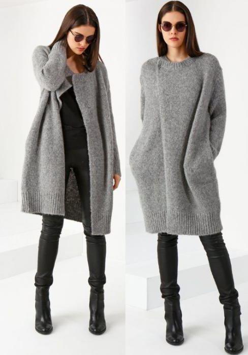 cardigan fashion trends photo