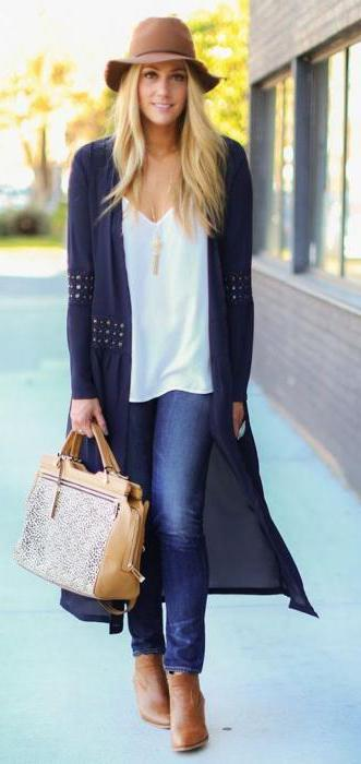 photos of fashionable knitted cardigans