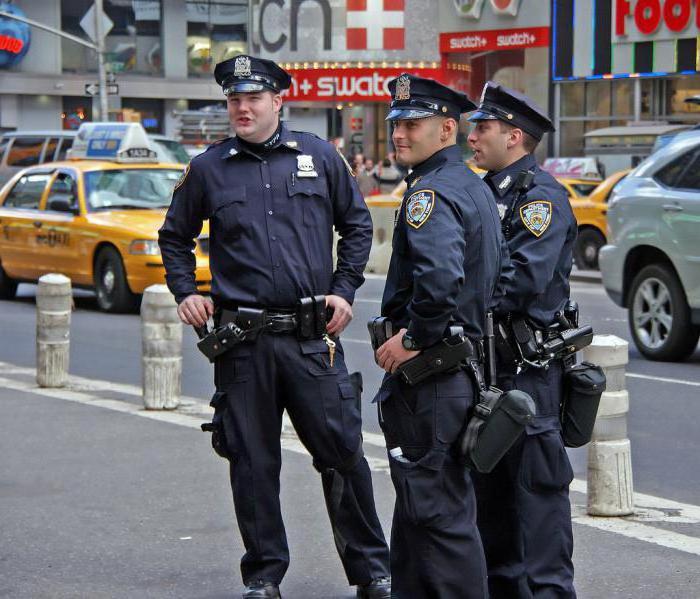 к чему снится полиция