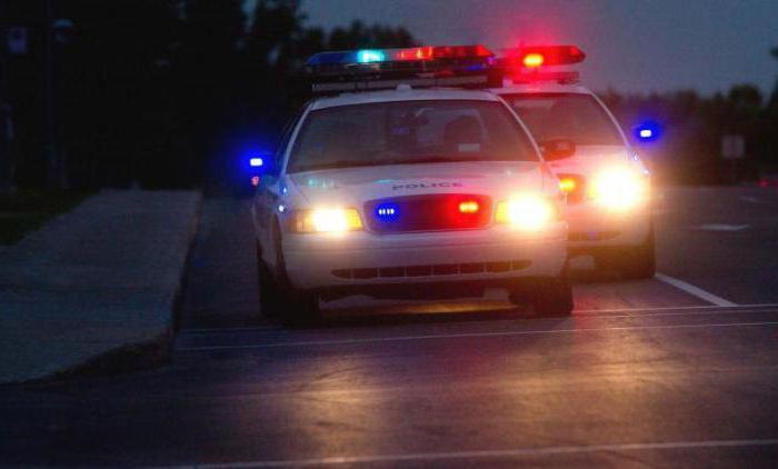 к чему снится убегать от полиции