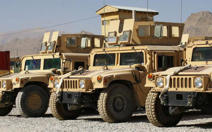 american military hummer