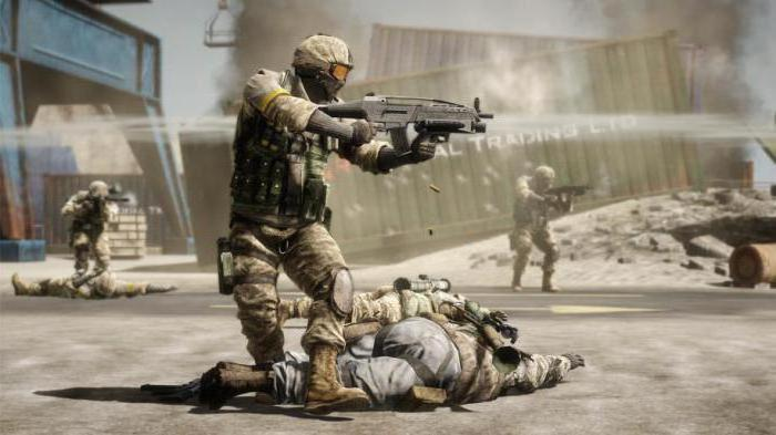 battlefield 2 bad company системные требования