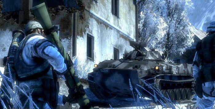 игра battlefield bad company 2