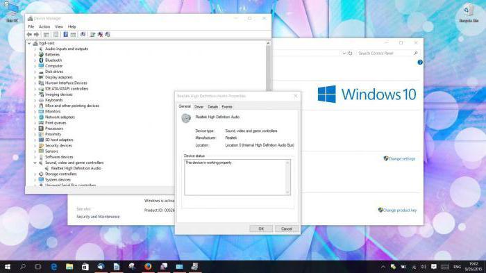 missing sound on windows 10 computer