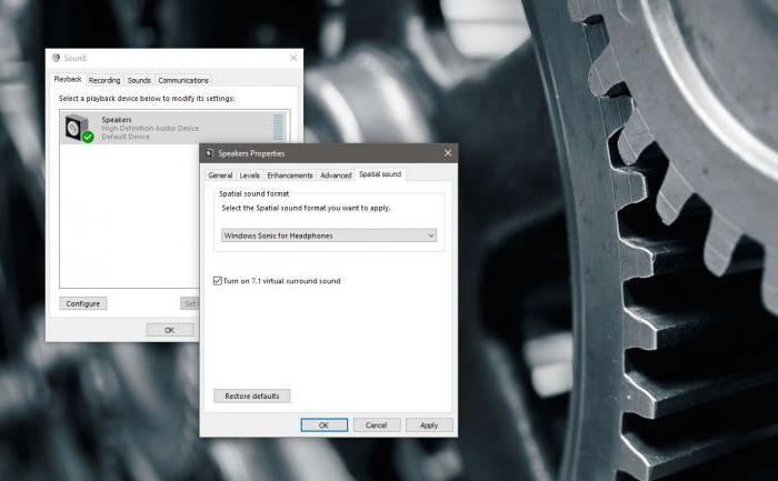 update windows 10 missing sound