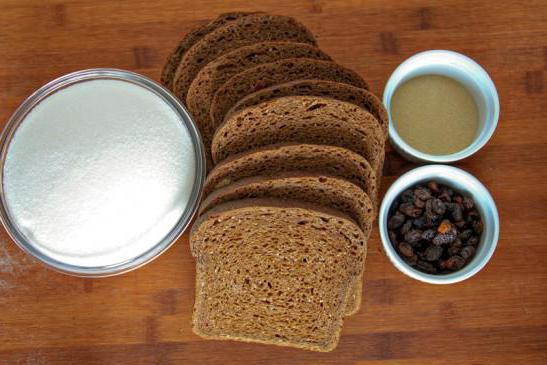 black kvass recipe without yeast