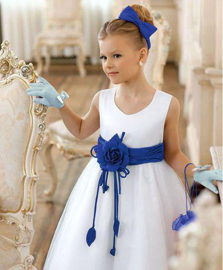 dresses for girls for graduation in kindergarten