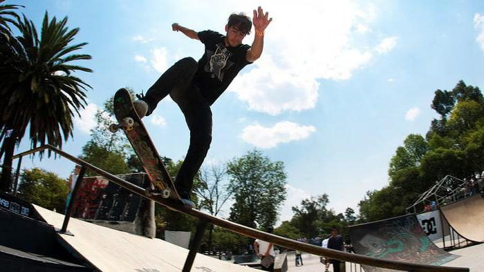 Stunt Skateboard