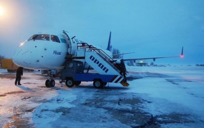 Uralsk airport schedule