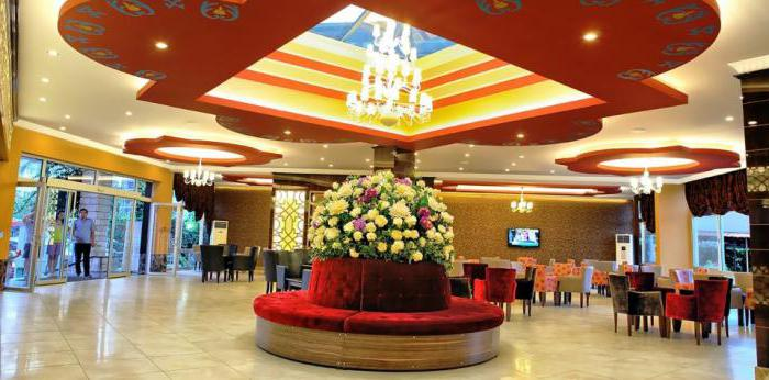 hotel club hotel caretta beach