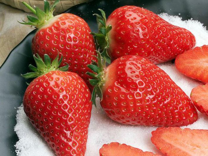 Alba Strawberry Description