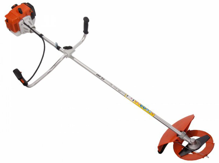 lawn mower petrol trimmer rating