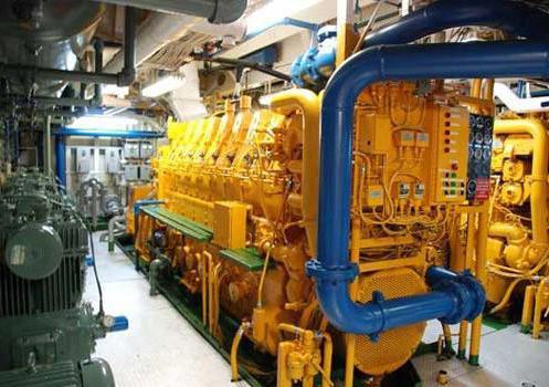 marine engine systems