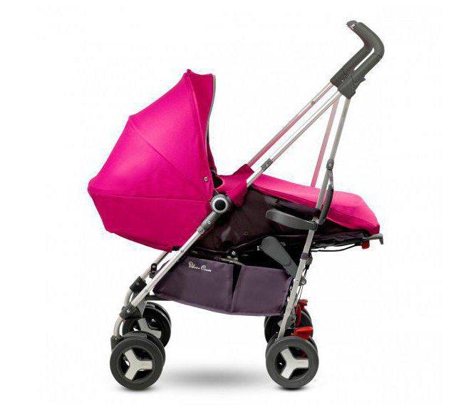 stroller walking stick