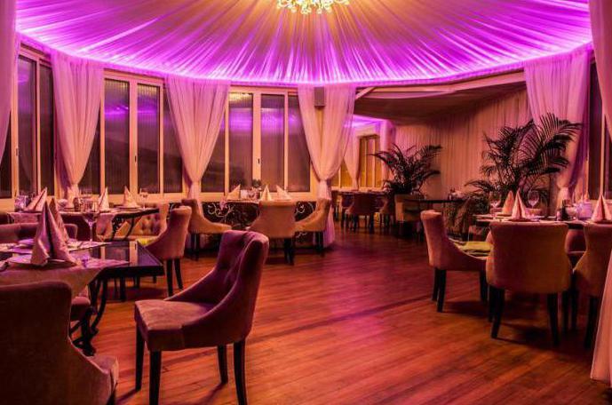 restaurant Jerusalem on Bronnaya