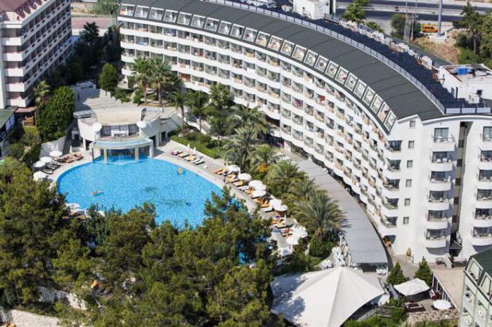 Отель «Алара Стар 5*», Турция: обзор, номера, пляж и отзывы туристов