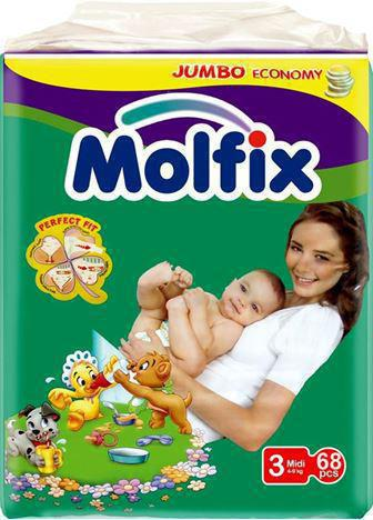 diapers molfix for newborns