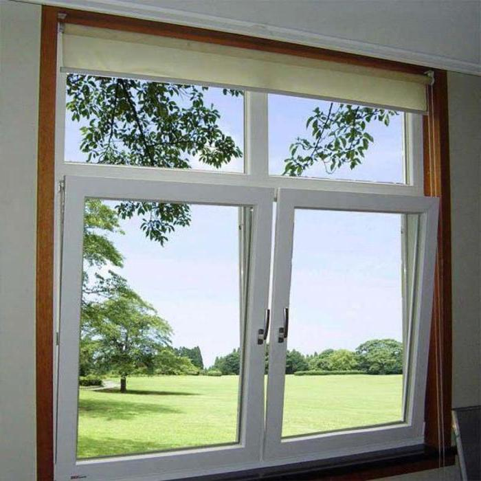plastic profiles for windows