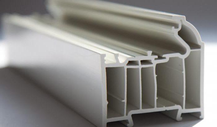 best profile for plastic windows