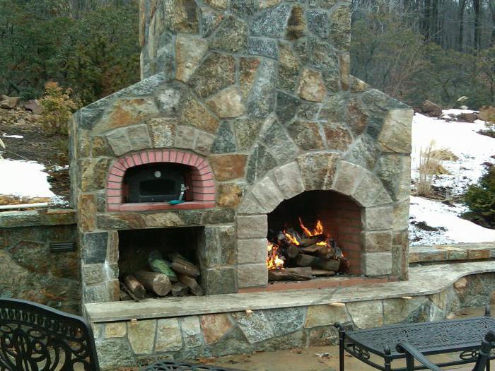 brick brick stove