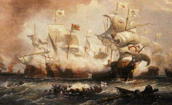 "the spanish armada during the 15th century Life on board a sixteenth century spanish ship ships used by the spanish explorers ""on the armada of pedro menéndez de avilés in 1568""."