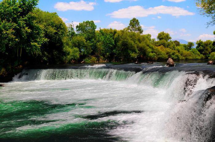 Manavgat Falls Turkey