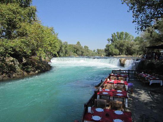 Manavgat Falls Turkey photo