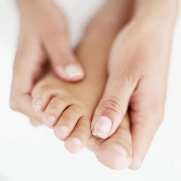 онемение подушечки ступни и пальцев на ногах тех, кто