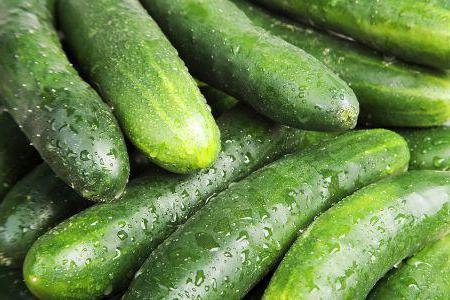 what vitamins in fresh cucumbers