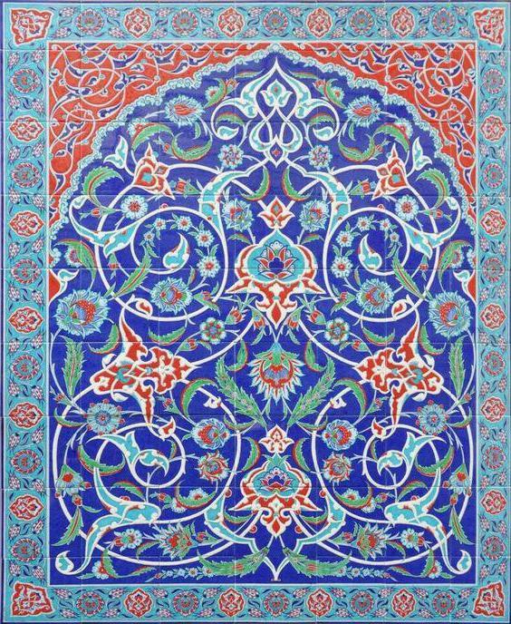 Картинки с арабском узорами