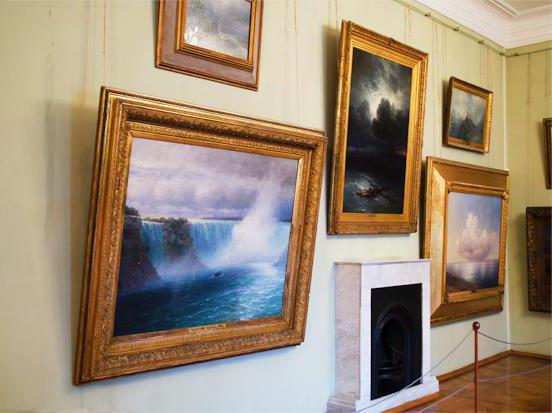 Aivazovsky paintings