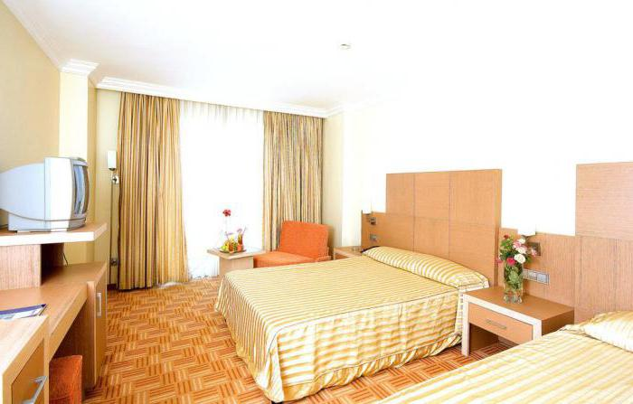 holiday garden resort hotel 5 отзывы 2017