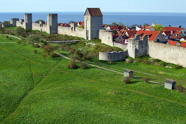 Gotland Island Attractions