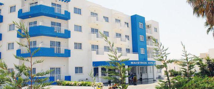 maistros hotel apts class a 4