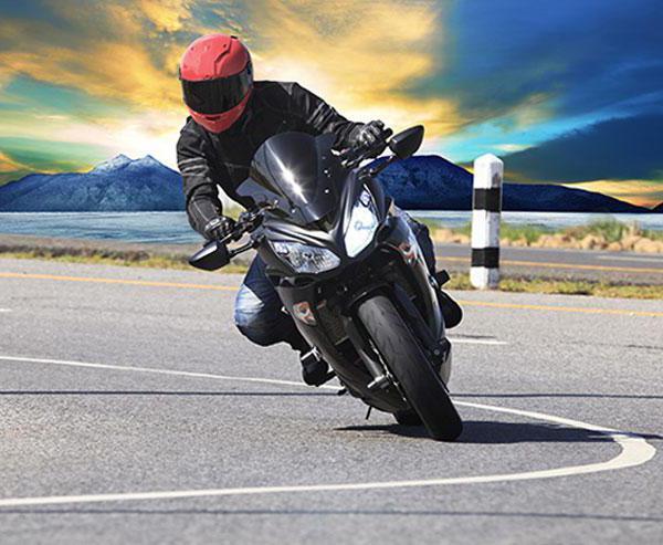 на мотоцикл нужна страховка