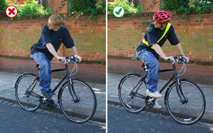 знак полоса для велосипедистов