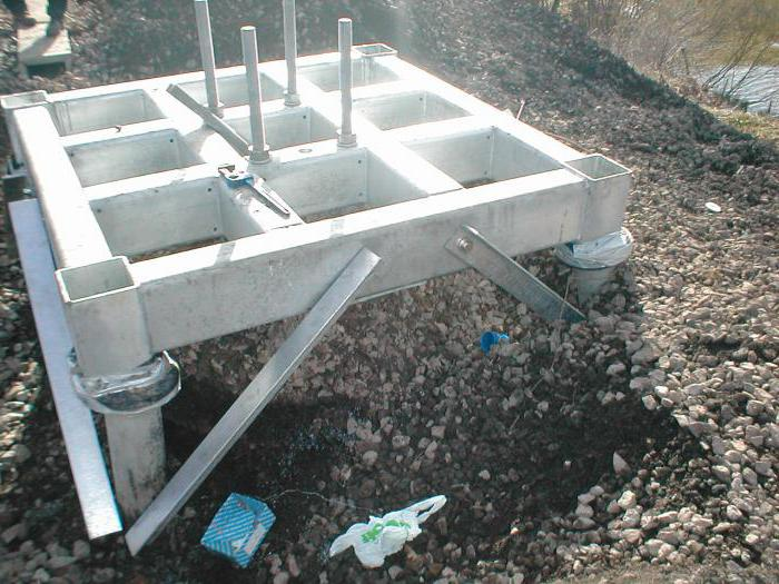 waterproofing of bored piles with grillage