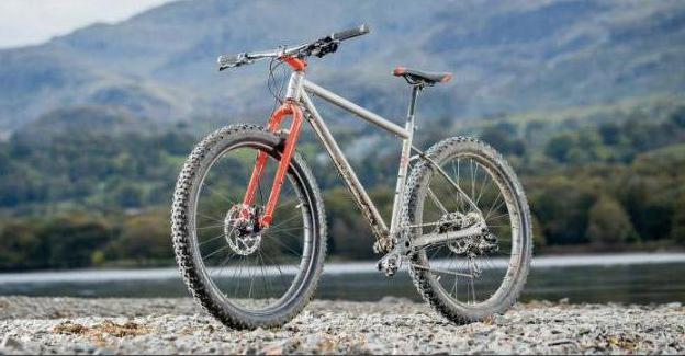 как выбирать горный велосипед