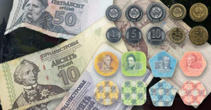 Transnistrian currency